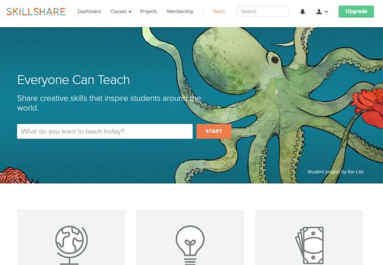 Skillshare com: Learn, Practice, Repeat | Hollander Solutions